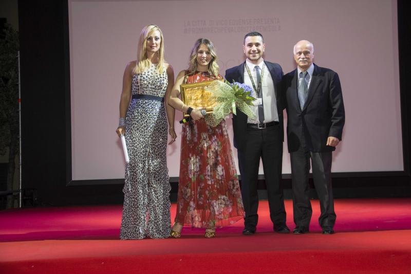 28 Premiazione a Miriam Catania