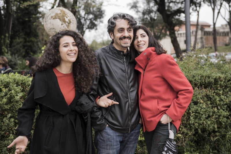 Katia Greco_Massimo Coglitore e Chiara Leonetti