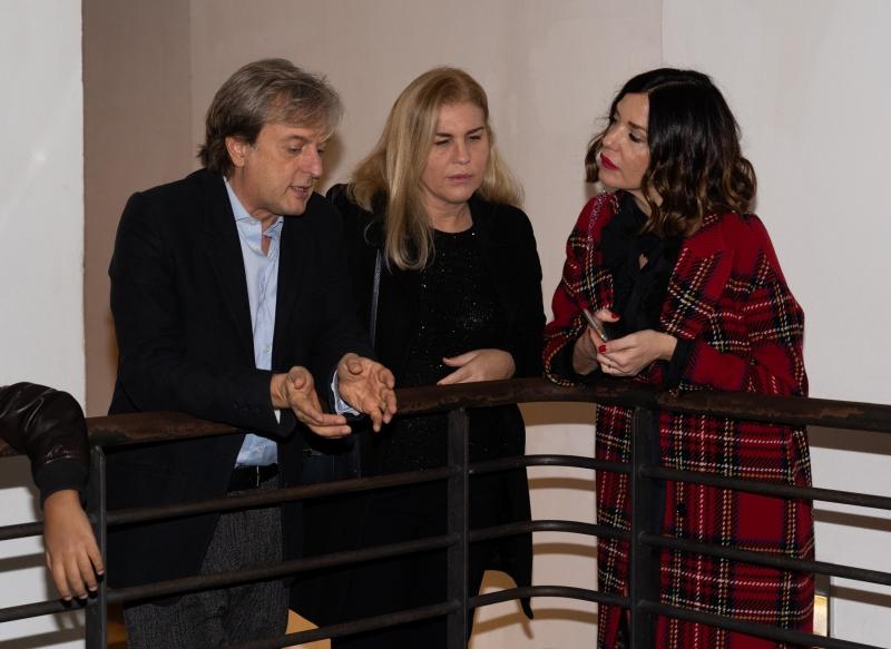Augusto Biagi - Alessia Fabiani