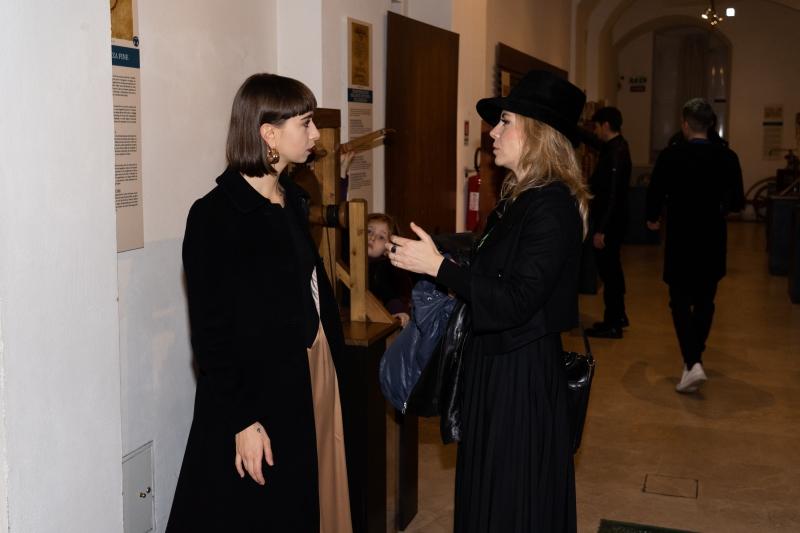 Ginevra Nervi - Fabiola Di Gianfilippo