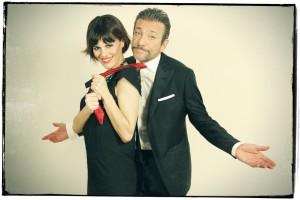 Bianca Guaccero e Sergio Assisi - foto Patrizio Cocco 380_1 MEDIA
