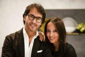 Antonio Falanga e Grazia Marino