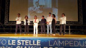Lampedusa - ospiti