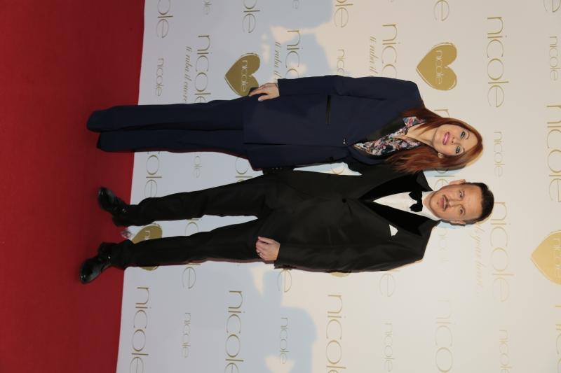 Milena Miconi e Carlo Cavallo